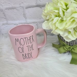 Rae Dunn|NWOB Mother of the Bride Pastel Pink Mug